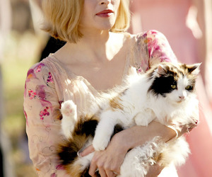 big fish, cat, and helena bonham carter image