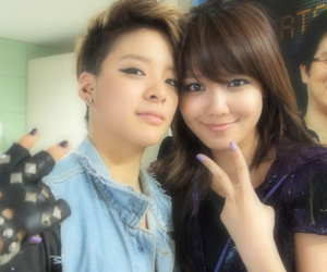 amber, snsd, and f(x) image