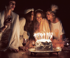 cake, birthday, and party image