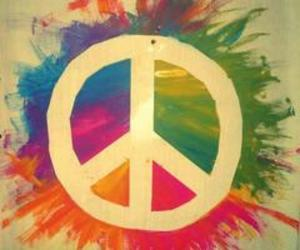 peace and colors image