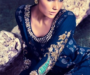 fashion and pakistani dress image