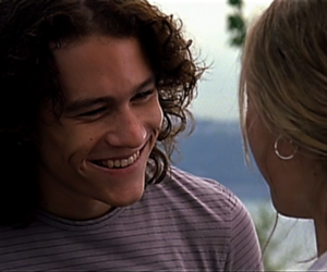10 things i hate about you, heath ledger, and cute image