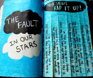 wreck this journal and tfios image