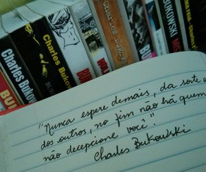quote, Bukowski, and frases image