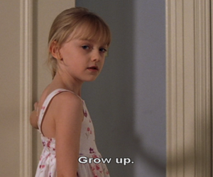 dakota fanning, young, and dream on image