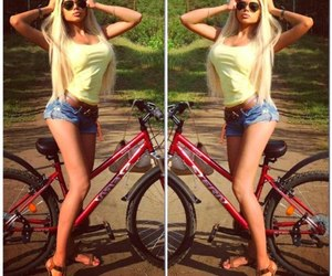 girl and x image