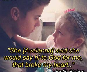 justin bieber, avalanna, and bieberfact's image
