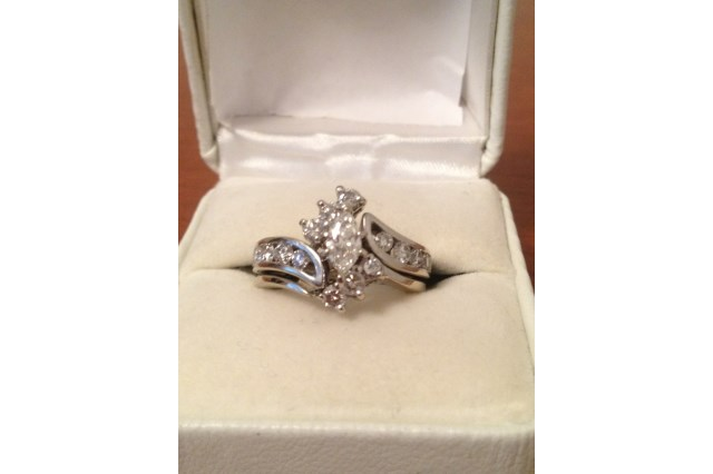 have you seen the ring wedding engagement ring 150tcw - Used Wedding Rings For Sale