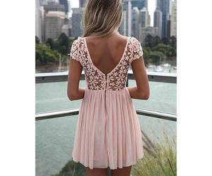 dress, girls, and summer image