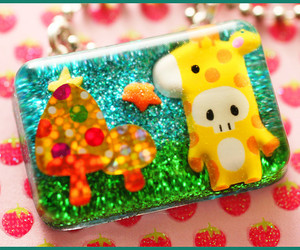 animal, candy, and jewelry image