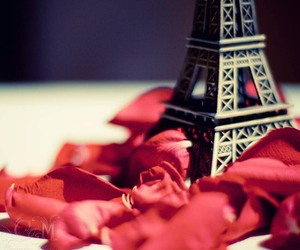 gorgeous, paris, and red image