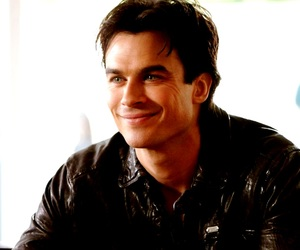 boy, people, and damon salvatore image