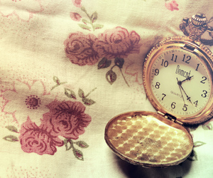 clock, gold, and golden image