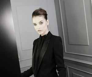 barbara palvin, model, and suit image