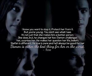 rose and tvd image
