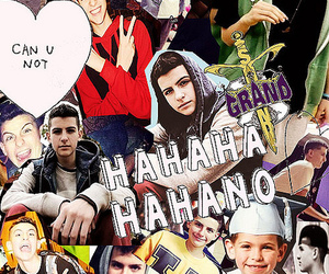 Collage, vinny castronovo, and stand grand image