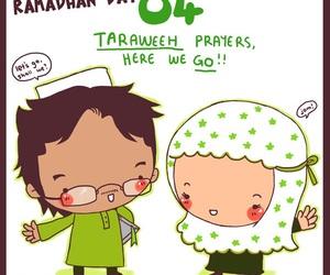 prayer, Ramadan, and ramadhan image