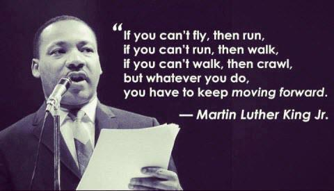 quotes, fly, and martin luther king image