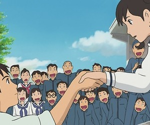 anime and from up on poppy hill image