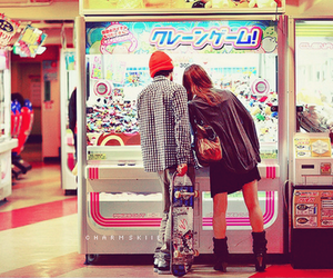 couple, game, and japan image
