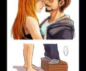 iron man, lol, and robert downey jr image