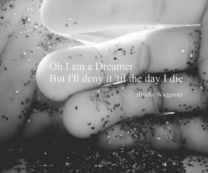 dreamer, typography, and font image