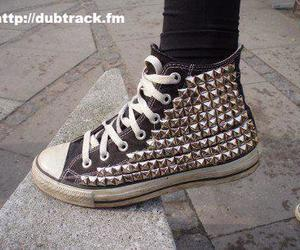 dubtrackfm, shoes, and converse image
