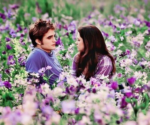 twilight, edward cullen, and kristen stewart image