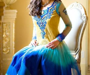 fashion, pakistani bride, and pakistani fashion image