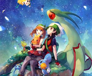 pokemon and anime image