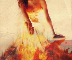 hunger games, Jennifer Lawrence, and katniss image