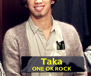 oor, one ok rock, and taka image