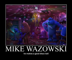 demotivational, disco, and funny image