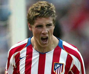 fernando torres and football image