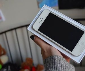 iphone, cool, and white image
