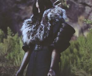 dark, chelsea wolfe, and fur image