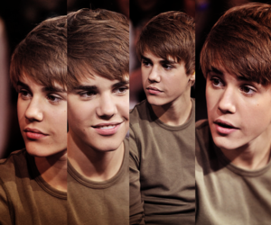 justin bieber, amazing, and smile image