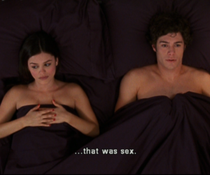 adam brody, bed, and boy image