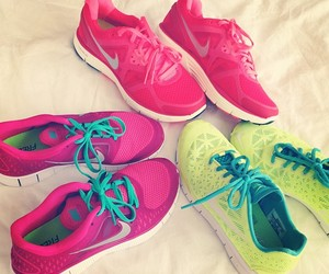 shoes, inspiration, and nike image