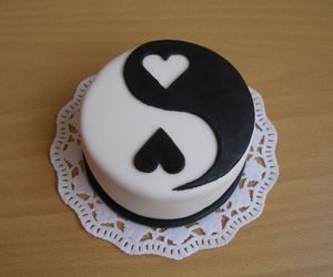 cake and love image
