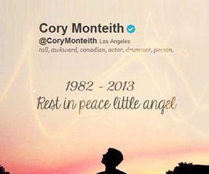 cory monteith image