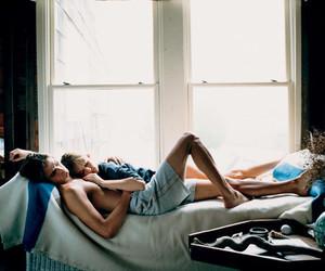 boy, boyfriend, and girlfriend image