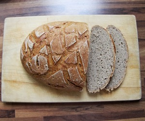 bakery, food, and bread image