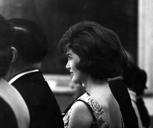 b&w, classy, and first lady image