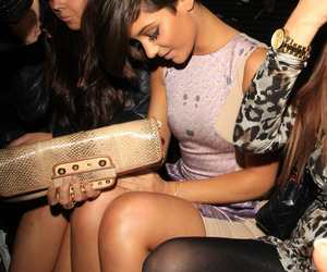 frankie sandford, the saturdays, and b-day image