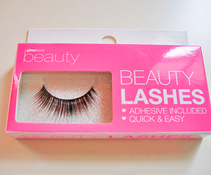 lashes, beauty, and girly image