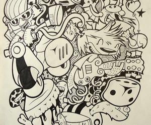 design, illustration, and sketch image