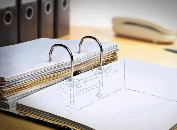 drawing, art, and pool image