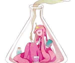 adventure time, princess bubblegum, and hora de aventura image