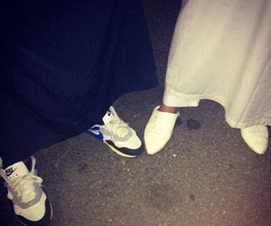 air max, qamis, and babouche image